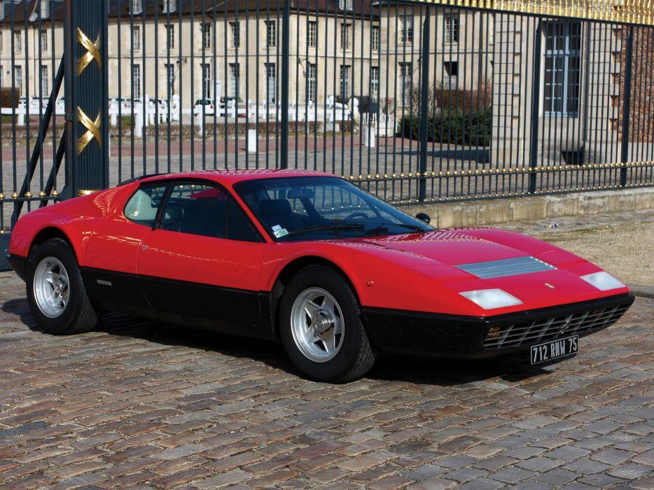 1973 Ferrari 365 GT4 Berlinetta Boxer classic supercar supercars    fg wallpaper