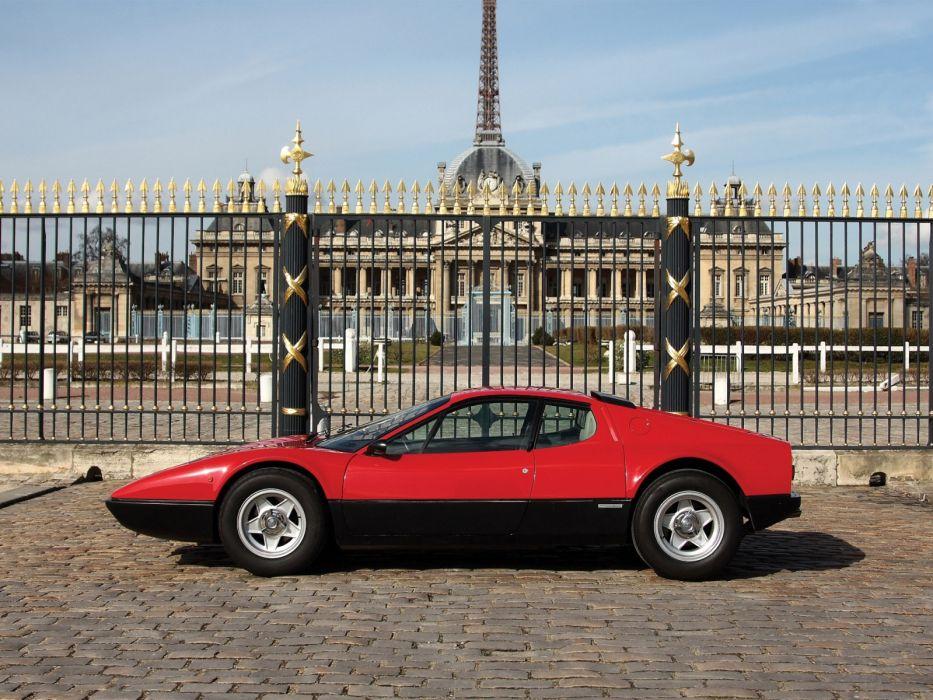 1973 Ferrari 365 GT4 Berlinetta Boxer classic supercar supercars  g wallpaper