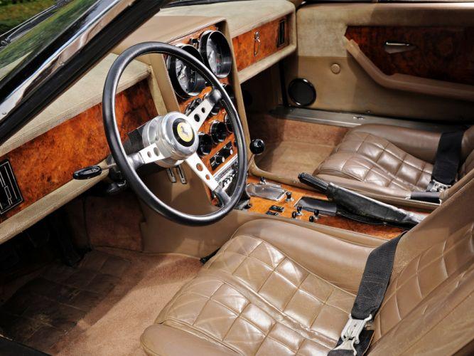 1975 Ferrari 365 GTB4 Shooting Brake classic supercar supercars g wallpaper