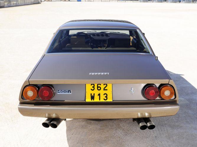 1976 Ferrari 400i classic supercar supercars 400 g wallpaper