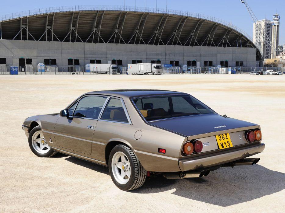 1976 Ferrari 400i classic supercar supercars 400   f wallpaper