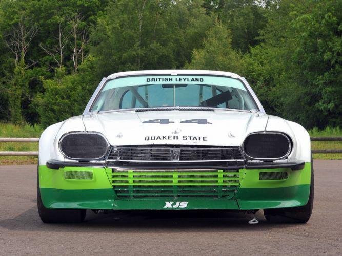 1976 Jaguar XJ-S Trans-Am classic race racing wallpaper