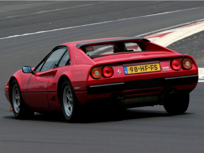 1982 Ferrari 208 GTB Turbo classic supercar supercars f wallpaper