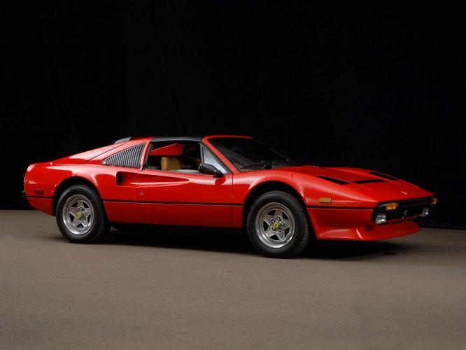 1982 Ferrari 308 GTSi Quattrovalvole classic supercar supercars wallpaper