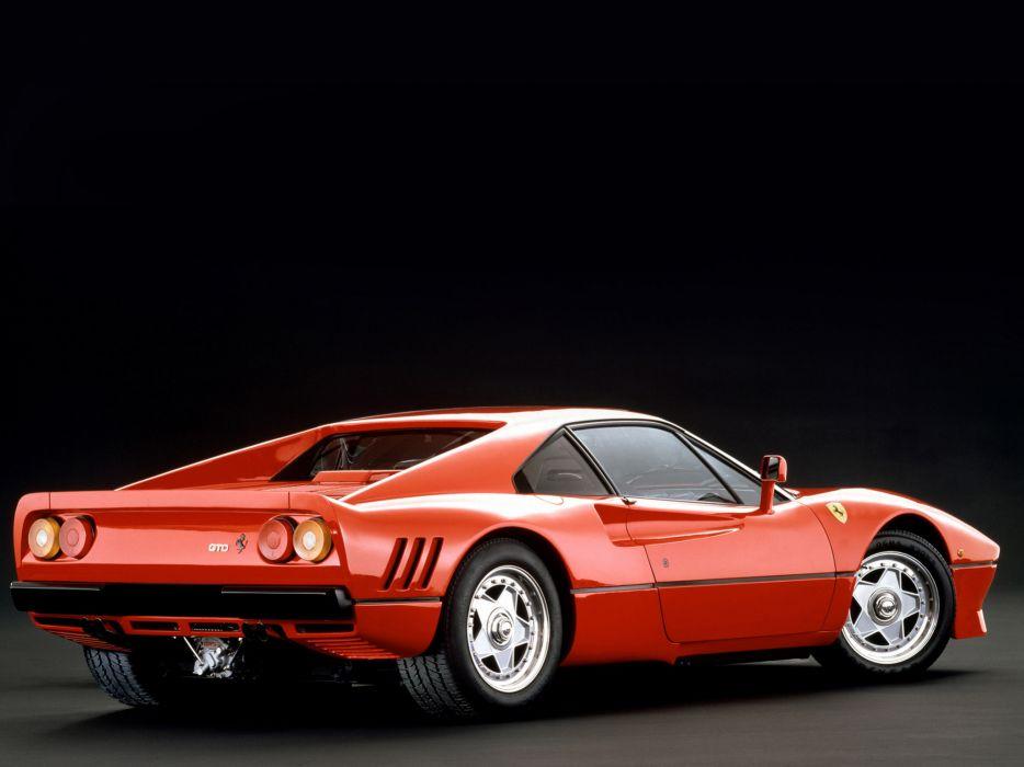 1985 Ferrari 288 GTO classic supercar supercars   gf wallpaper