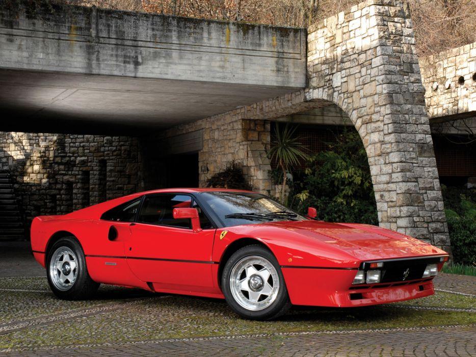 1985 Ferrari 288 GTO classic supercar supercars   h wallpaper