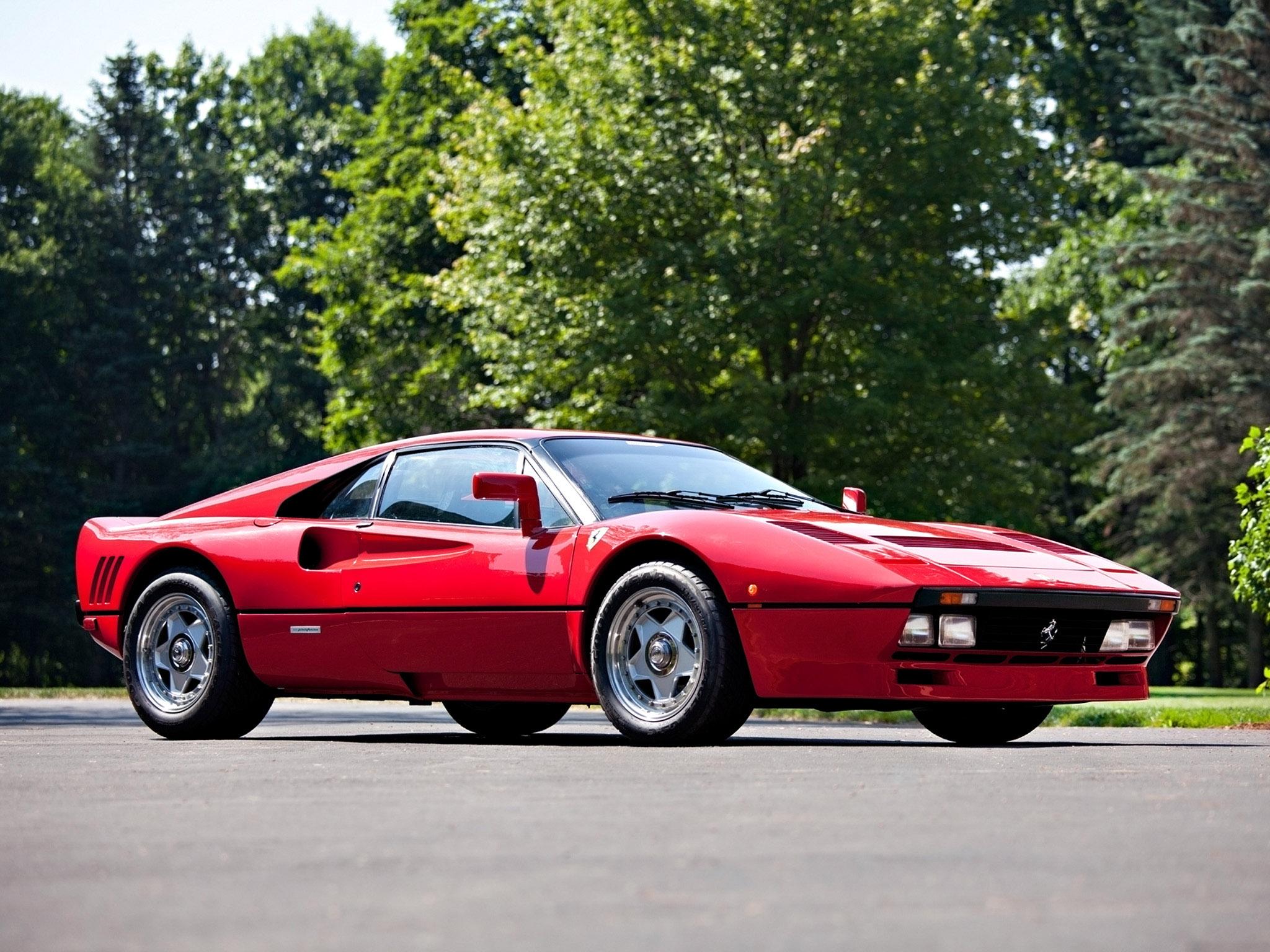 1985 Ferrari 288 Gto Classic Supercar Supercars H