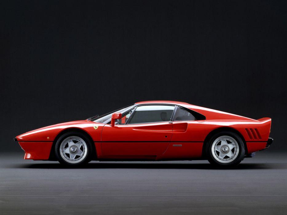 1985 Ferrari 288 GTO classic supercar supercars  g wallpaper