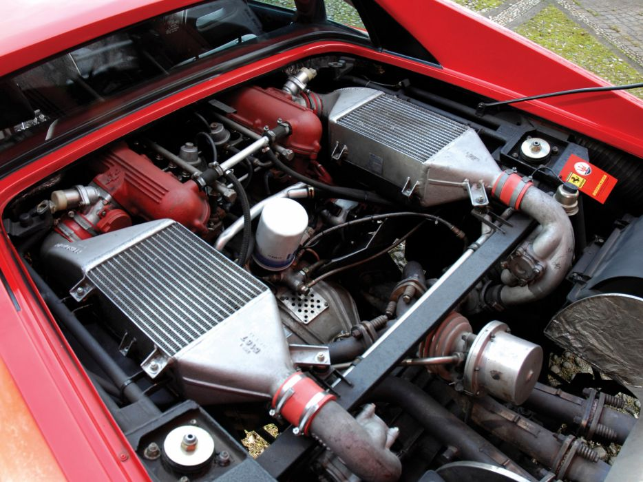 1985 Ferrari 288 GTO classic supercar supercars engine engines     f wallpaper