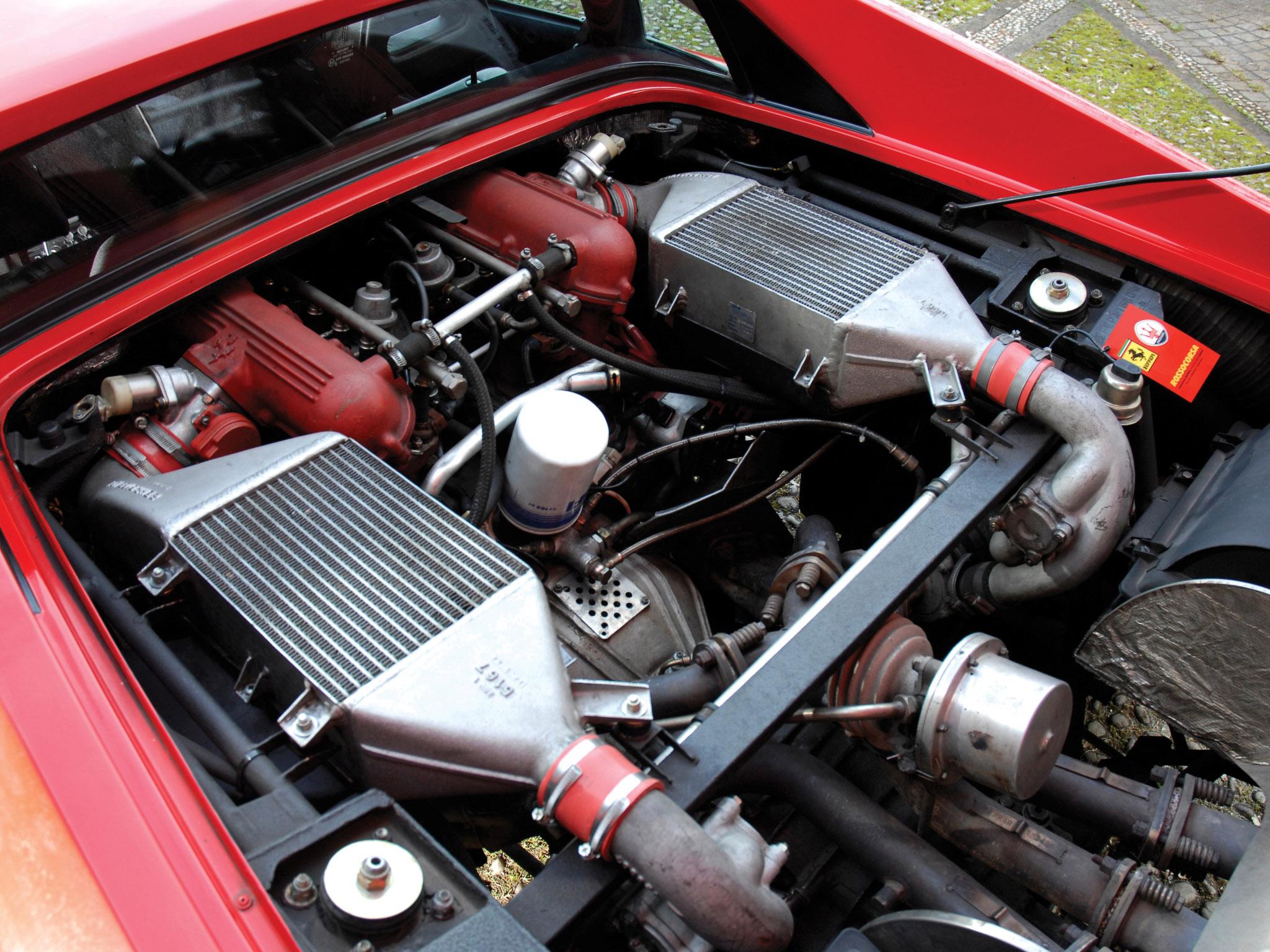 1985 Ferrari 288 GTO classic supercar supercars engine ...
