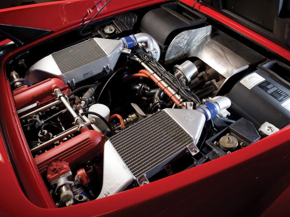 1985 Ferrari 288 GTO classic supercar supercars engine engines   gd wallpaper