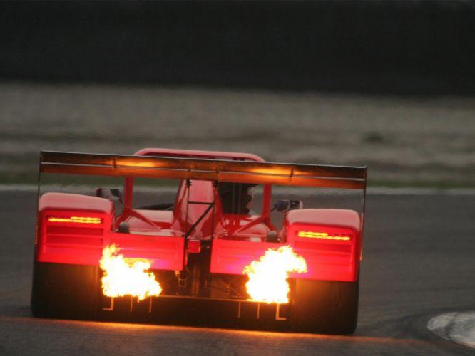 1993 Ferrari 333 SP race racing supercar supercars s-p fire glow bokeh wallpaper