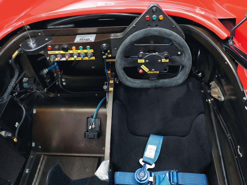 1993 Ferrari 333 SP race racing supercar supercars s-p interior   f wallpaper
