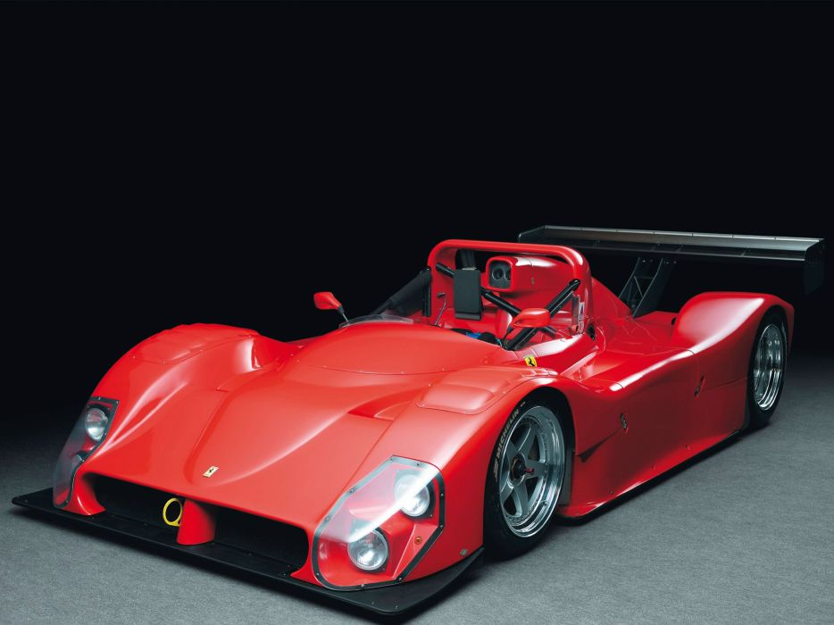 1993 Ferrari 333 SP race racing supercar supercars s-p wallpaper