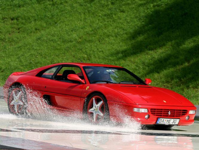 1994 Ferrari 355 Berlinetta supercar supercars f wallpaper