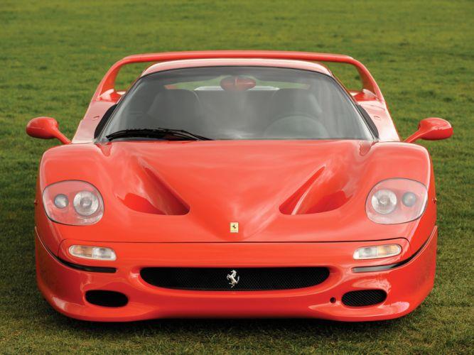 1995 Ferrari F50 supercar supercars hf wallpaper