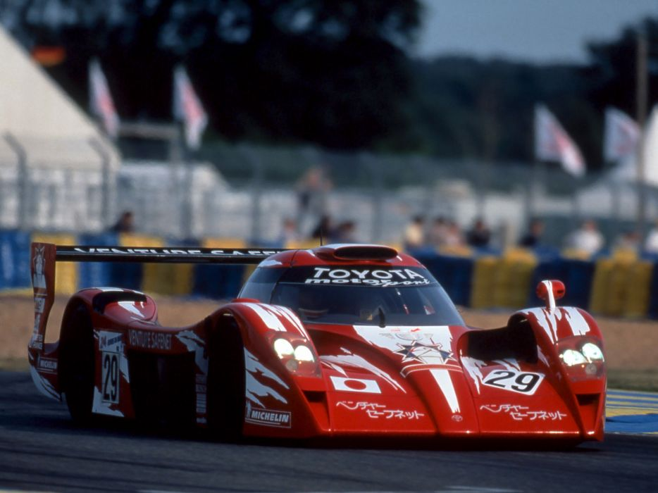 1998 Toyota GT-One TS020 race racing supercar supercars     g wallpaper