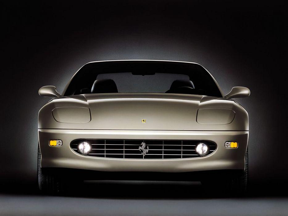 2001 Ferrari 456-M GT Scaglietti supercar supercars 456 g-t   r wallpaper
