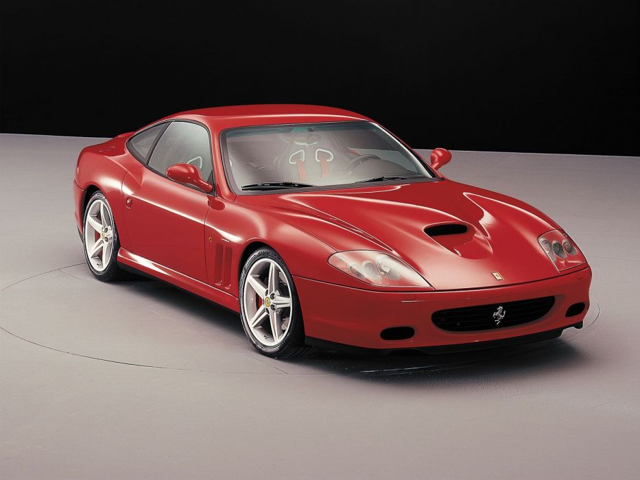 2001 Ferrari 550 Maranello supercar supercars f wallpaper