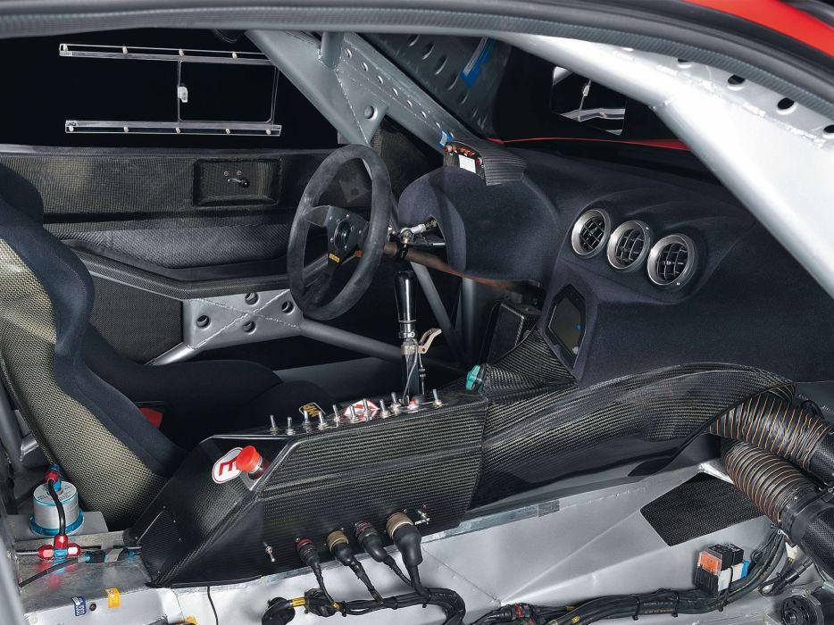 2004 Ferrari 575 Gtc Race Racing Supercar Supercars Interior F
