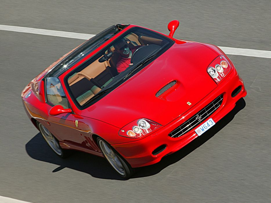2005 Ferrari 575M Superamerica supercar supercar 575    f wallpaper