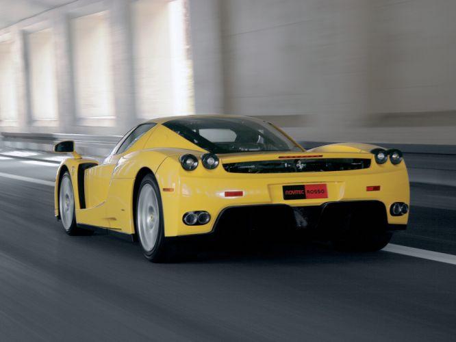 2005 Ferrari Enzo Novitec supercar supercars d wallpaper