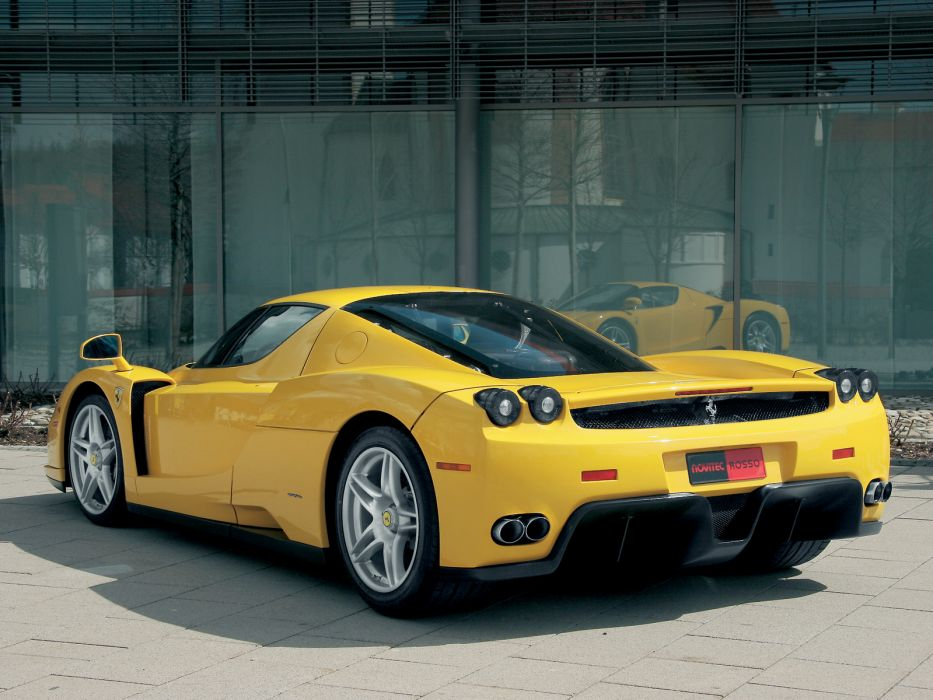 2005 Ferrari Enzo Novitec supercar supercars   f wallpaper