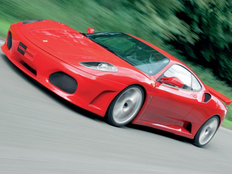 2005 Ferrari F430 Novitec supercar supercars   f wallpaper