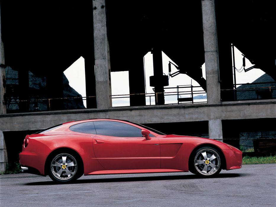 2005 Ferrari GG50 Concept supercar supercars    f wallpaper
