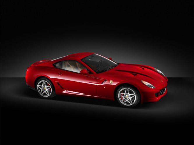 2006 Ferrari 599 GTB supercar supercars g wallpaper