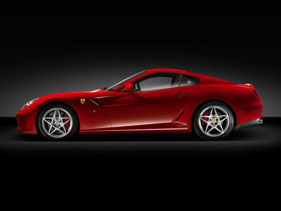 2006 Ferrari 599 GTB supercar supercars   gg wallpaper