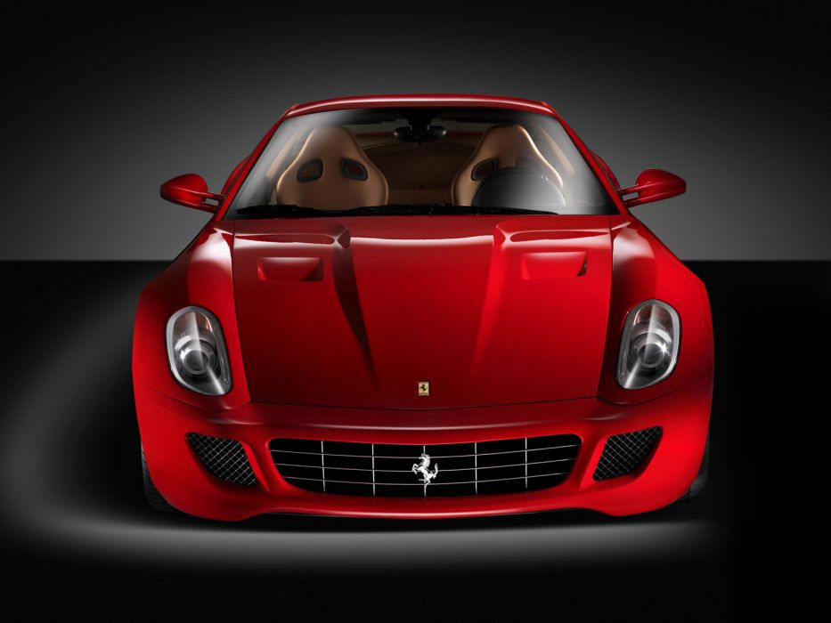 2006 Ferrari 599 GTB supercar supercars  h wallpaper