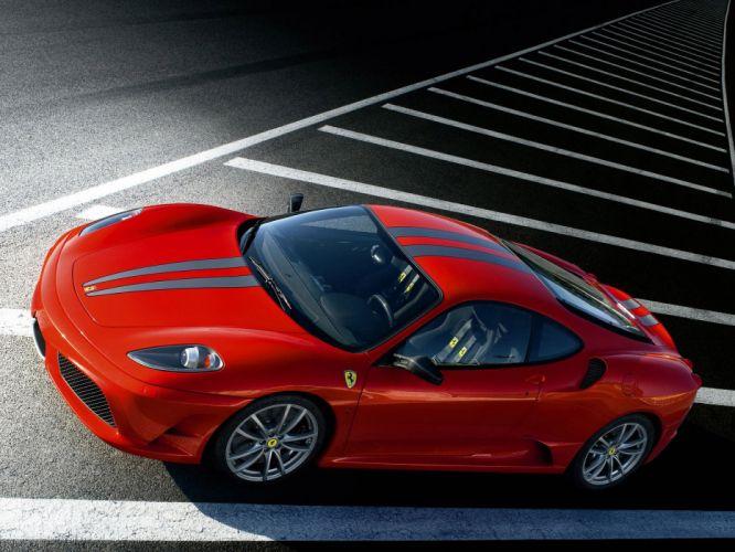2007 Ferrari F430 Scuderia supercar supercars f wallpaper