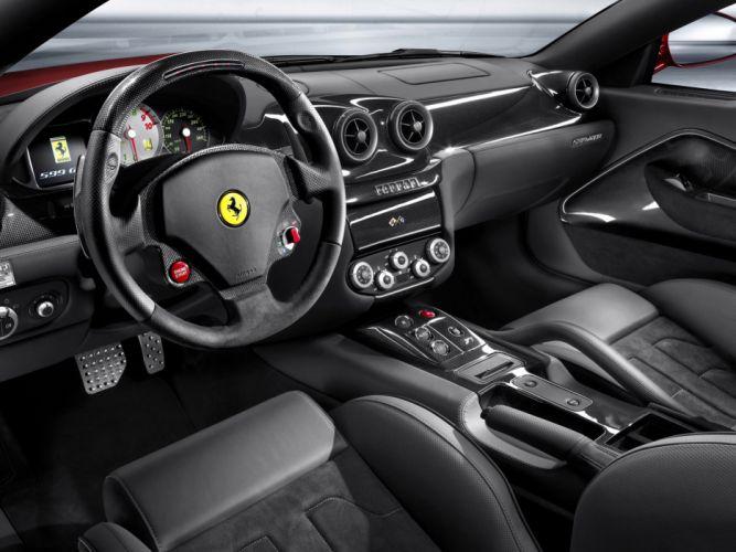 2009 Ferrari 599 GTB Fiorano HGTE supercar supercars hp wallpaper