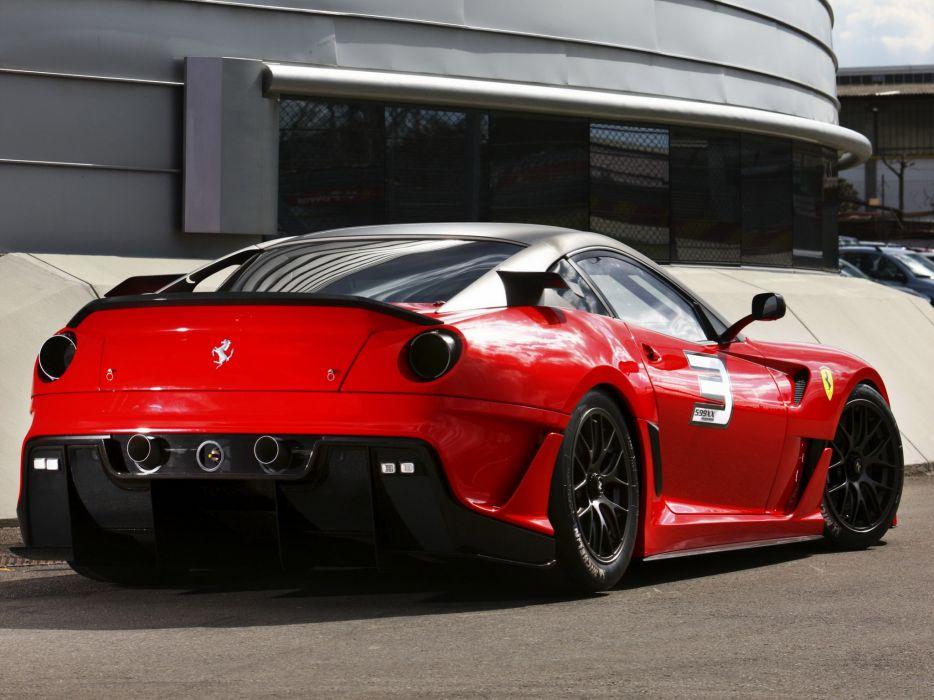 2009 Ferrari 599XX supercar supercars     j wallpaper