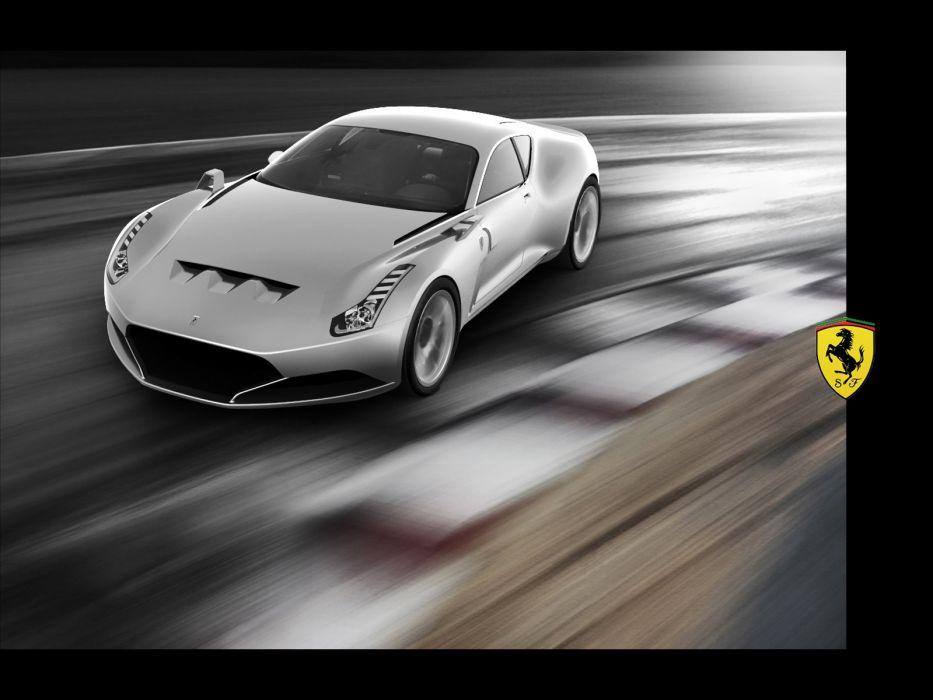 2009 Ferrari 612 GTO supercar supercars    g wallpaper