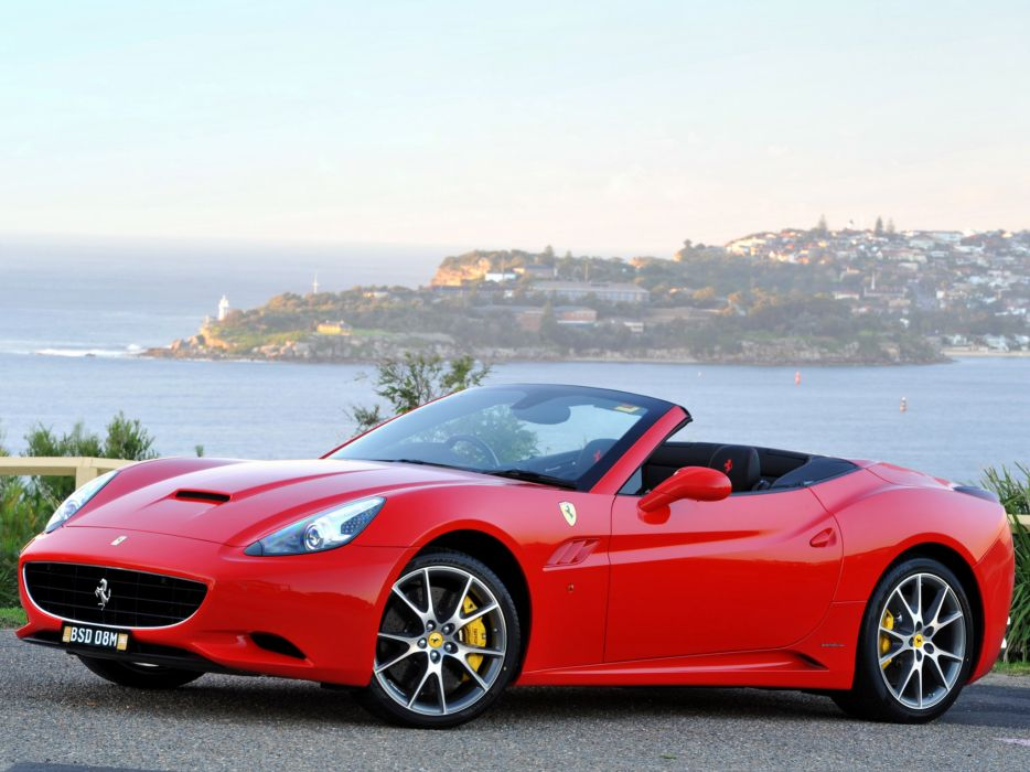 2010 Ferrari California HELE supercar supercars n wallpaper