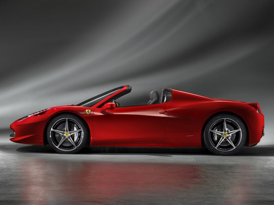 2011 Ferrari 458 Spider supercar supercars       h wallpaper