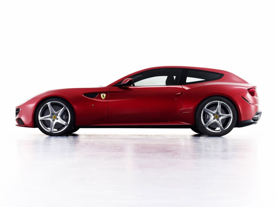 2011 Ferrari Four FF supercar supercars      gf wallpaper