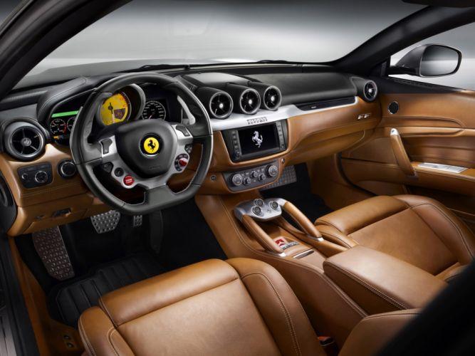2011 Ferrari Four FF supercar supercars hv wallpaper