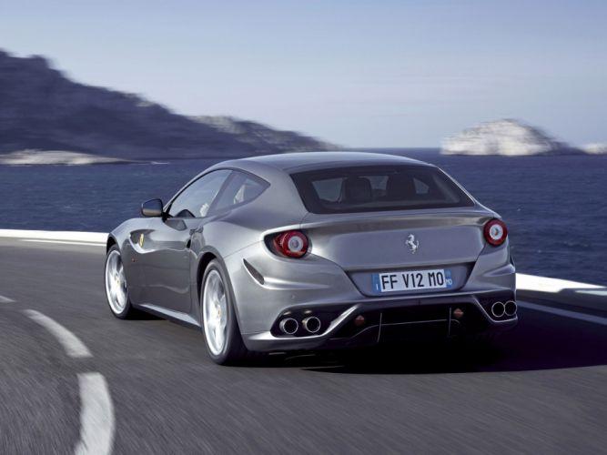 2011 Ferrari Four FF supercar supercars t wallpaper