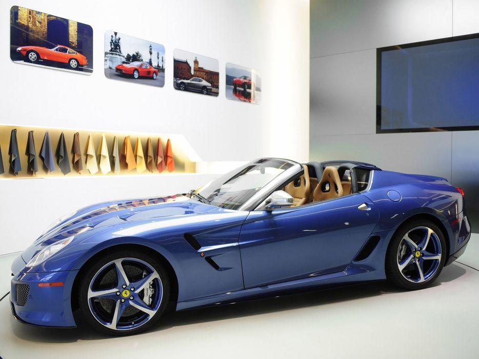 2011 Ferrari Superamerica 45 supercar supercars wallpaper