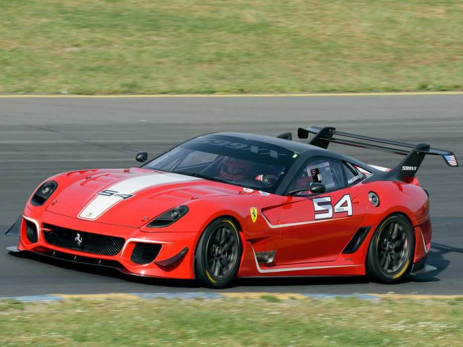 A Small Car >> 2012 Ferrari 599XX Evoluzione supercar supercars race racing v wallpaper | 2048x1536 | 106943 ...