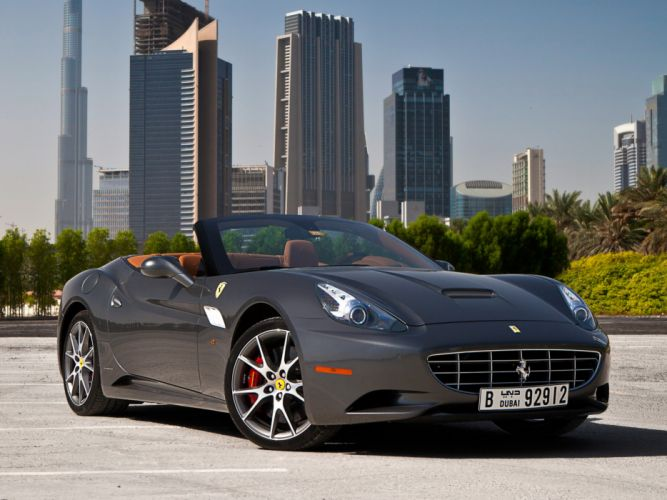 2012 Ferrari California supercar supercars wallpaper