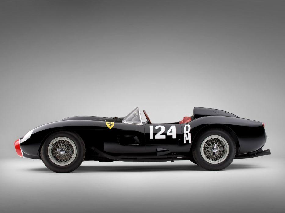 Ferrari 250 Testarossa Scaglietti Spyder retro supercar supercars race racing f wallpaper
