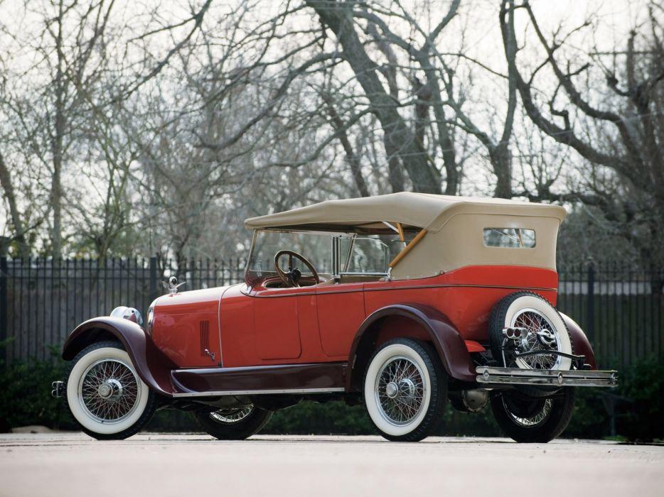 1925 Duesenberg Model-A Phaeton luxury retro  g wallpaper