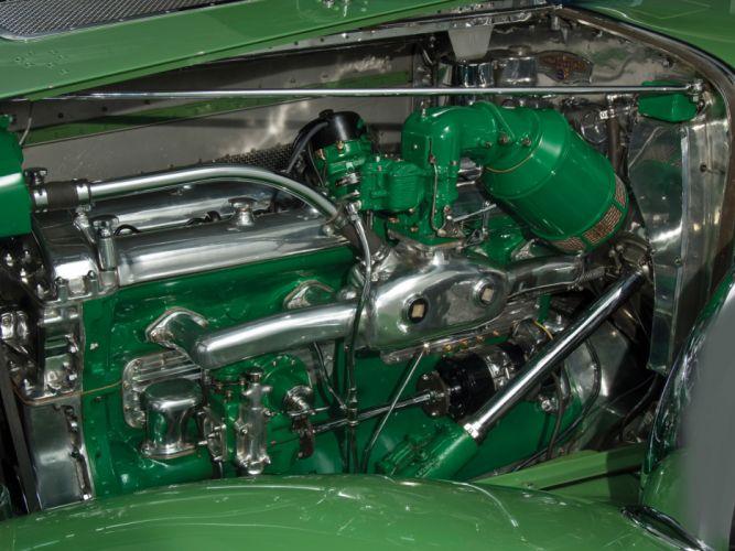 1929 Duesenberg Model- J 142 Convertible Coupe SWB luxury retro engine engines n wallpaper