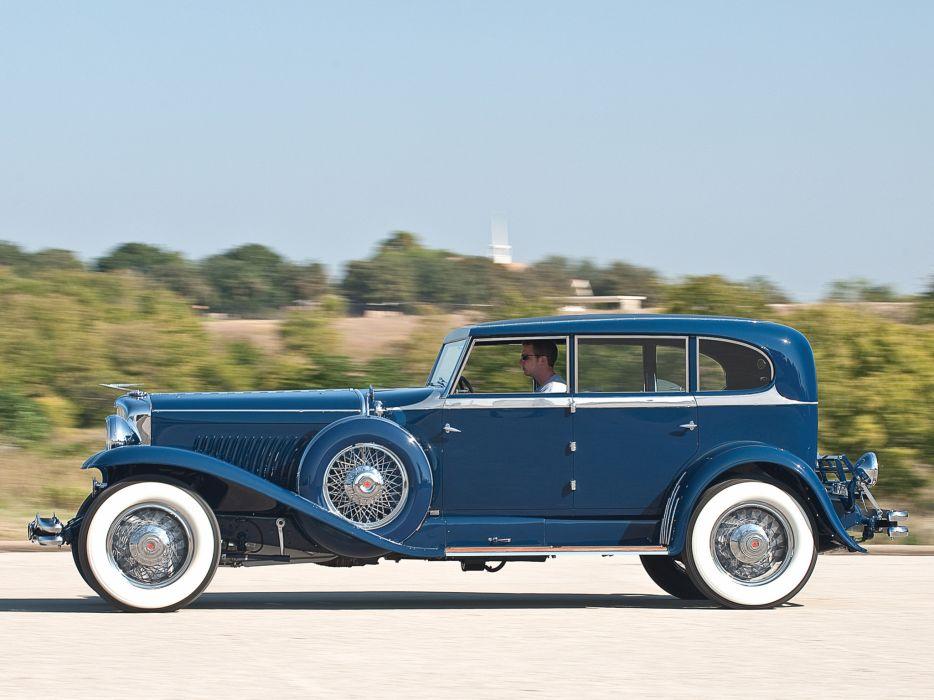 1929 Duesenberg Model- J 187-2209 Clear Vision Sedan SWB luxury retro wheel wheels       t wallpaper