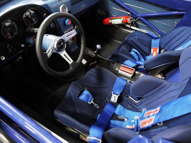 1963 Superformance Chevrolet Corvette Grand Sport Roadster classic muscle supercar supercars race racing interior f wallpaper