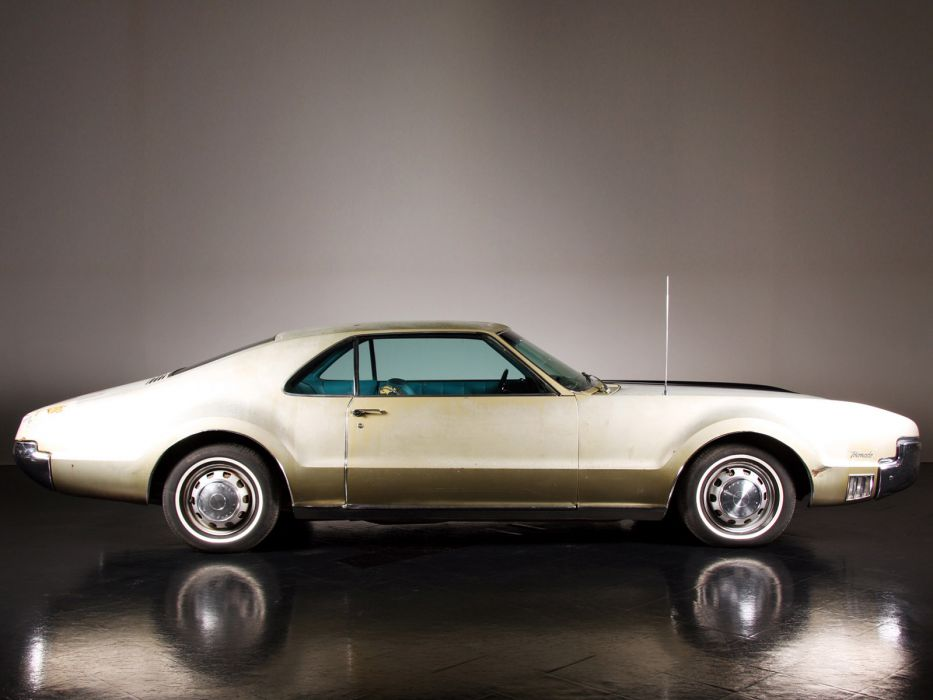 1967 Oldsmobile Toronado classic muscle luxury     f wallpaper